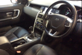 Land Rover Discovery Sport TD4 HSE 5