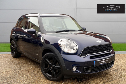 Mini Countryman COOPER SD ALL4 1