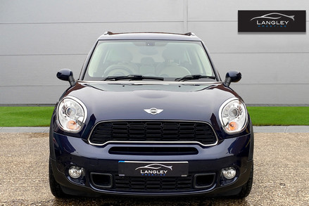 Mini Countryman COOPER SD ALL4 11