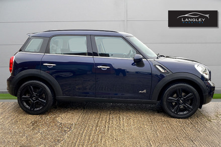 Mini Countryman COOPER SD ALL4 3