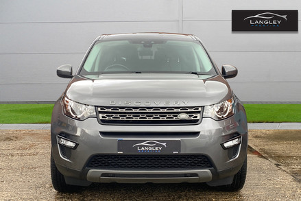 Land Rover Discovery Sport TD4 SE TECH 12