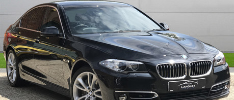 BMW 5 Series 535D LUXURY 1