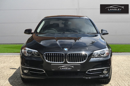 BMW 5 Series 535D LUXURY 12