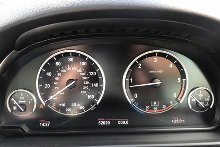 BMW 5 Series 535D LUXURY 6