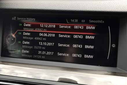 BMW 5 Series 535D LUXURY 50