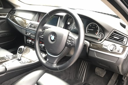 BMW 5 Series 535D LUXURY 7
