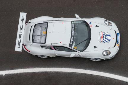 Porsche 911 991.2 Carrera Cup GT3 3