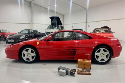 Ferrari 348 GTB 2