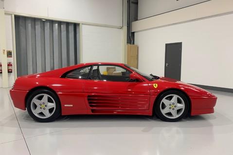 Ferrari 348 GTB Technical Data