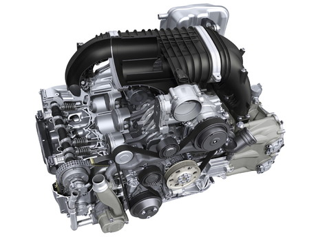 Engine Rebuilds & DPF Cleaning