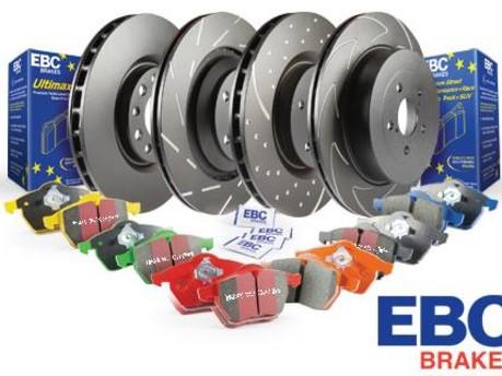 Brake Pads & Discs