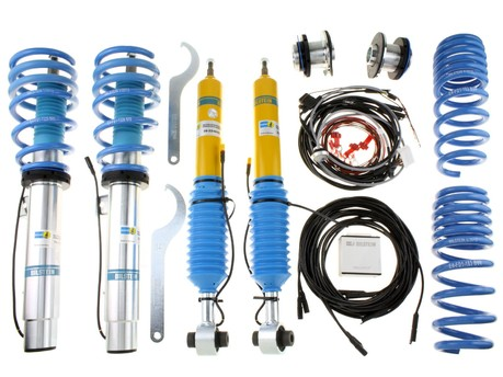 Shock Absorbers & Springs