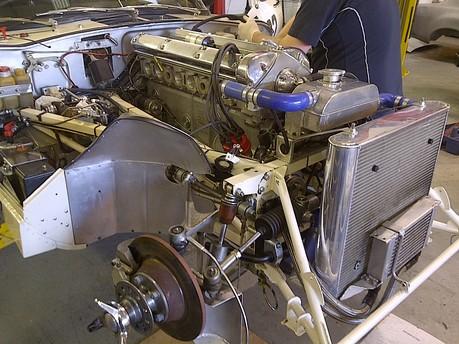 Historics: E-Type Jaguar 5