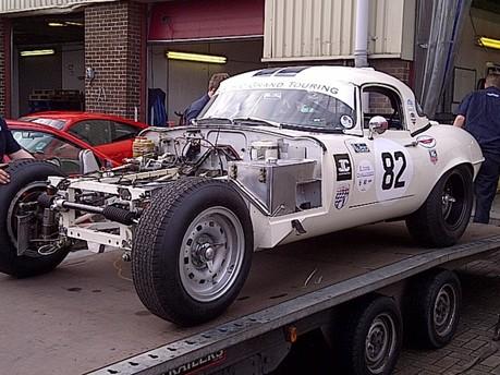 Historics: E-Type Jaguar 15