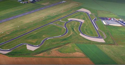 C de B Fontenay le Comte track event 2