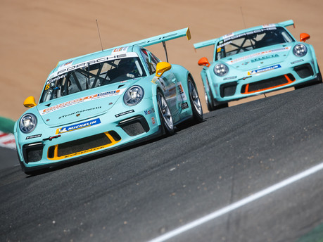 Porsche Carrera Cup GB Taster day