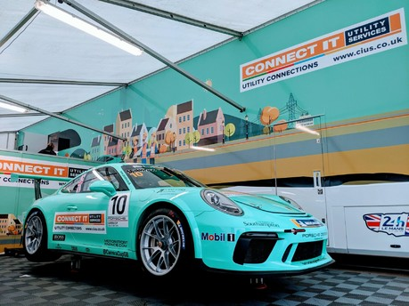 Porsche Carrera Cup Media Day