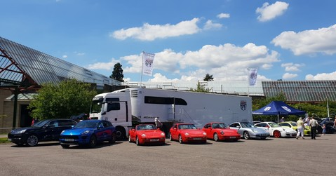 Simply Porsche, Sunday 6th June
