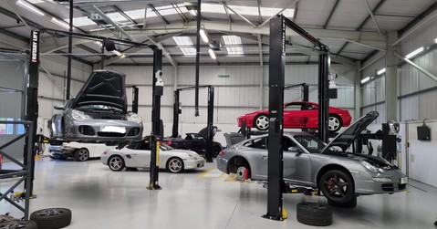 Porsche and Performance Servicing