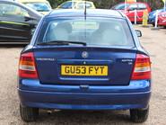 Vauxhall Astra CLUB 8V 5